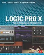 Logix Pro X: Audio and Music Production