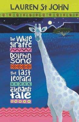 The White Giraffe 4 eBook Collection