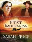 First Impressions: An Amish Tale of Pride and Prejudice