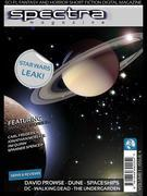 Spectra Magazine - Issue 4: Sci-fi, Fantasy and Horror Short Fiction