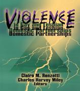 Violence in Gay and Lesbian Domesti