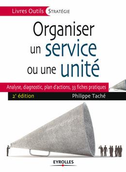 Organiser un service ou une unité