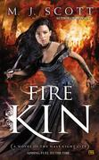 Fire Kin: A Novel of the Half-Light City