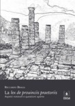 La Lex de pronuiciis praetoriis