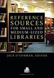 Reference Sources for Small and Medium-Sized Libraries: Eighth Edition