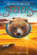 Seekers: Return to the Wild #5: The Burning Horizon