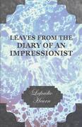 Leaves from the Diary of an Impressionist; Early Writings by Lafcadio Hearn