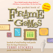 The Pocket Book of Frame Games
