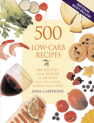 500 Low-Carb Recipes