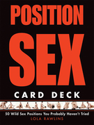 Position Sex Card Deck: 50 Wild Sex Positions You Probably Haven't Tried