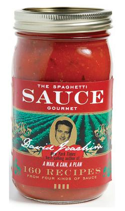 The Spaghetti Sauce Gourmet