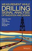 Measurement While Drilling (MWD) Signal Analysis, Optimization and Design