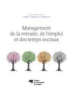 Management de la retraite, de l'emploi et des temps sociaux