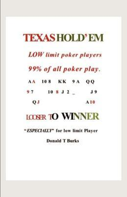 LOW LIMIT POKER BOOK