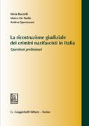 La ricostruzione giudiziale dei crimini nazifascisti in Italia