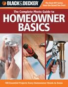 Black & Decker The Complete Photo Guide Homeowner Basics