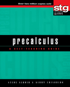 Precalculus: A Self-Teaching Guide
