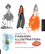 Essential Fashion Illustration: Digital: Digital