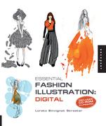Essential Fashion Illustration: Digital: Digital
