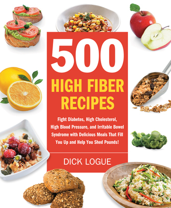 500 High Fiber Recipes