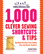 PatternReview.com 1,000 Clever Sewing Shortcuts and Tips