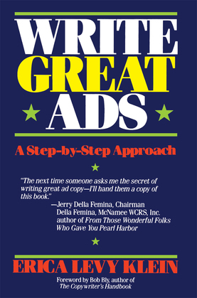Write Great Ads: A Step-By-Step Approach