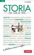 Storia. Dal 1650 al 1900