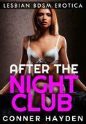 After The Nightclub: Lesbian BDSM Erotica