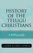 History of the Telugu Christians: A Bibliography