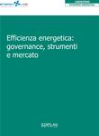 Efficienza energetica: governance, strumenti e mercato