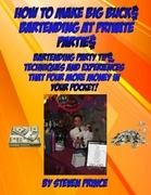 How to Make Big Buck$ Bartending at Private Partie$