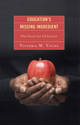 Education's Missing Ingredient