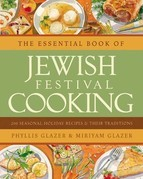 The Essential Book of Jewish Festival Cooking