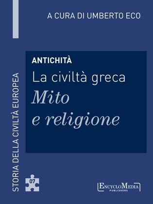 Antichità - La civiltà greca