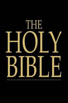 The Holy Bible: Old and New Testaments, King James Version