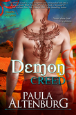 The Demon Creed (A Demon Outlaws Novel)