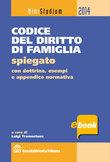 Codice del diritto di famiglia spiegato