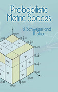Probabilistic Metric Spaces