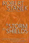 A Storm of Shields (in the Service of Dragons Book 3, 10th Anniversary Edition)