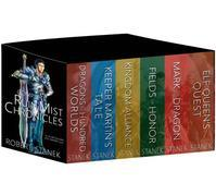 Boxed Set Ruin Mist Chronicles: Dragons of the Hundred Worlds, Keeper Martin's Tale, Kingdom Alliance, Fields of Honor, Mark of the Dragon, Elf Queen'