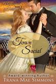 Town Social (the Homespun Hearts Series, Book 2)