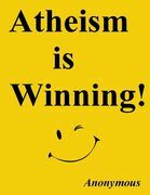 Atheism Is Winning!