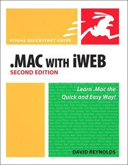 Mac with iWeb: Visual QuickStart Guide, 2/e