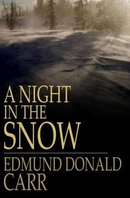 A Night in the Snow: A Struggle for Life