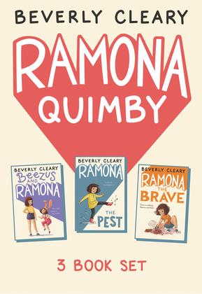 Ramona 3-Book Collection