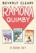 Ramona 3-Book Set