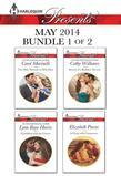 Harlequin Presents May 2014 - Bundle 1 of 2: The Only Woman to Defy Him\Gambling with the Crown\Secrets of a Ruthless Tycoon\A Clash with Cannavaro