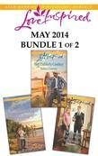 Love Inspired May 2014 - Bundle 1 of 2: Her Unlikely Cowboy\North Country Mom\The Fireman Finds a Wife