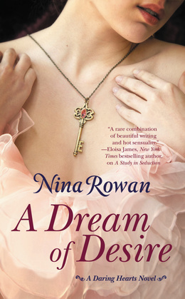 A Dream of Desire: A Daring Hearts Novel