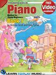 Piano Lessons for Kids - Book 1: How to Play Piano for Kids (Free Video Available)